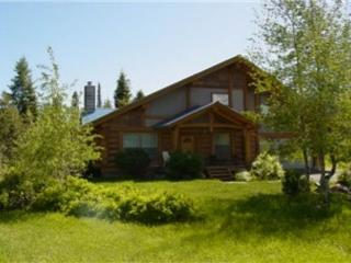 Log Home with Private Hot tub and Trailer Parking! - Southwestern Idaho vacation rentals
