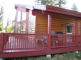 Bellflower Pines- Welcoming log style home with amenities. - McCall vacation rentals