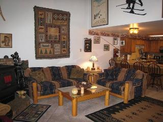 Mountain style condo, walk to down town and beach. - Southwestern Idaho vacation rentals