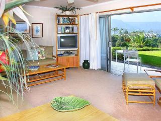 Pali Ke Kua #118: Kick back, relax! Whale watch or catch a georgous sunset! - Princeville vacation rentals