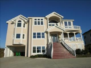 Front Elevation - Seas The Day - Corolla - rentals