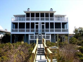 Pelican Pass - Beach Front, Sunset Views, Linens, & More - Edisto Island vacation rentals
