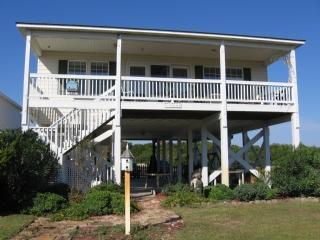 Front of House - A Lega Sea - Oak Island - rentals