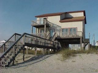 Exterior - Monty's Mansion - Oak Island - rentals