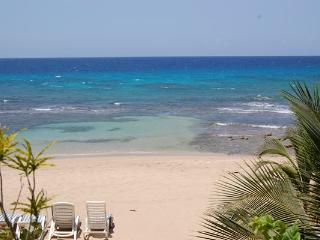 BEACHFRONT! STAFF! POOL! RELAX BEACHSIDEIdle Hours - Jamaica vacation rentals