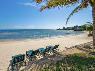 BEACHFRONT! STAFFED! POOL! Spanish Cove - Runaway Bay vacation rentals