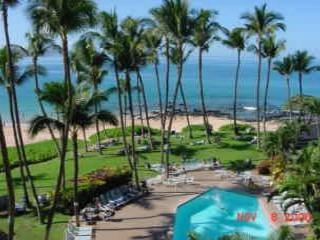 Mana Kai 411 ~ Ocean front property - Kihei vacation rentals