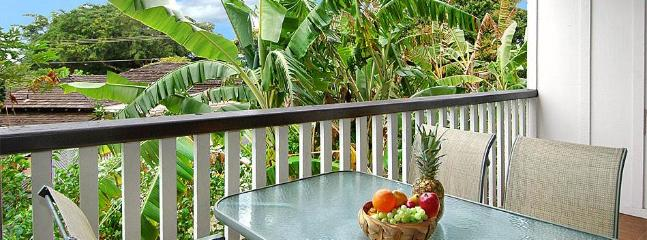 Waikomo Stream Villas #322 - Kauai vacation rentals