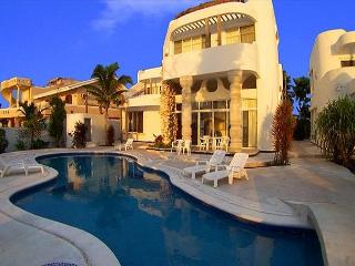 6 BR Oceanfront Villa with Pool. Cook Svce Option. Spectacular Views! - Cozumel vacation rentals