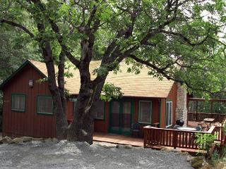 Charming lake cabin- pets ok, screened porch, hiking trails, sunset view - Twain Harte vacation rentals