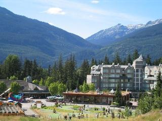 Luxury Ski in ski out upgraded condo with hot tubs, pool, free internet, view - Whistler vacation rentals