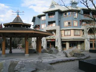 Studio in prime village location, free internet, hot tub, walk to lifts. AC - Whistler vacation rentals