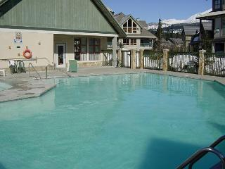 2 bdm, central,  pool, hot tub, Free internet, parking, BBQ, fireplace - Whistler vacation rentals