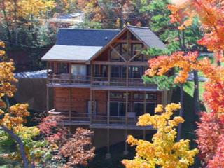 Gorgeous and Spacious Mountainside Lodge with Great Mountain Views! - Sevierville vacation rentals