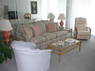 Living - Sunny Beach views and Relaxing Sunsets Await from this lovely Condo - Marco Island - rentals