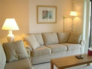 Comfortable Couch & Living Area - Anglers Cove A504 - Marco Island - rentals