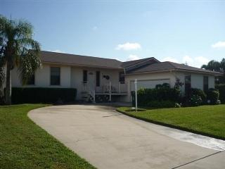 Only a two block walk to the beach from this Inland pool home - Marco Island vacation rentals