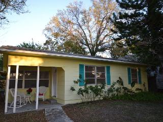 Birds of Paradise bungalow -Cozy home in the heart of Gulfport, pet friendly - Gulfport vacation rentals