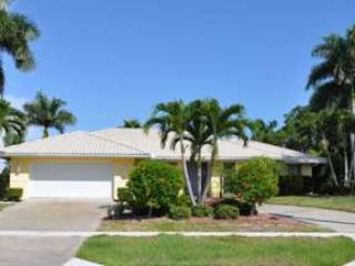Welcome to The Flamingo House - Buccaneer Ct - BUC1547 - Popular Waterfront Home! - Marco Island - rentals