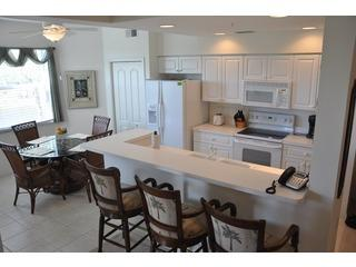 Kitchen area - Cedar Hammock, Naples - CH2922 - Naples - rentals