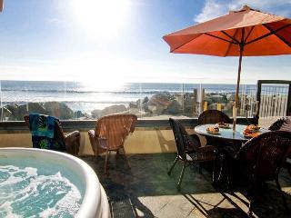 4br/4ba Beautiful Oceanfront Condo, Patio, Spa, BBQ, P118-2 - Fallbrook vacation rentals