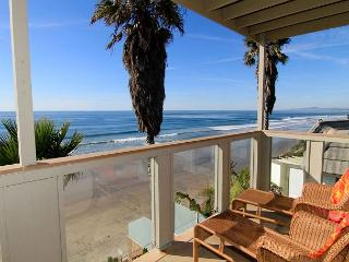 Charming Romantic Oceanfront Vacation Rental - Encinitas vacation rentals