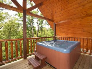 Luxury 2 bedroom cabin in beautiful resort setting with 2 master suites - Gatlinburg vacation rentals