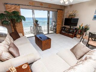 ETW 4003: UPGRADED beachfront condo- full kitchen,WiFi,balcony,FREE BEACH SVC - Fort Walton Beach vacation rentals