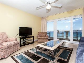 Condo #7012 - EVERYTHING NEW APRIL 2013, FREE BEACH SERVICE, TOP FLOOR 3BR - Fort Walton Beach vacation rentals