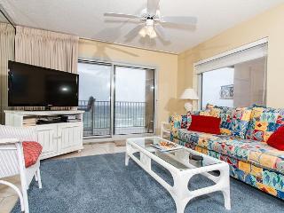 SL 505 Beautiful beachfront, corner unit- boardwalk beach access, BBQ, pool - Fort Walton Beach vacation rentals