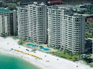 Silver Beach Towers 1102E w/ Free Bch Svc & Golf- Both Bedrms have Gulf View! - Destin vacation rentals