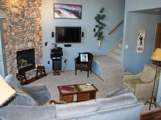 TLB2 Charming Condo w/Wifi, Common Hot Tub, Mountain Views, Fireplace - Frisco vacation rentals
