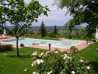 Apartment Rental in Tuscany, Montefiridolfi - Bianco 4 - Montefiridolfi vacation rentals