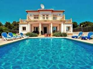 Rental Villa by Javea - Casa del Color - Els Poblets vacation rentals