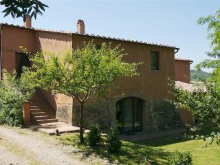 Tuscany Vacation Villa - Tenuta Abbazia - Casa Il Fagiano - San Casciano dei Bagni vacation rentals