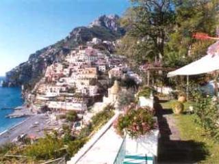 Positano Villa Rental Within Walking Distance of Town - Casa Mare - Image 1 - Positano - rentals