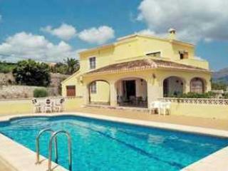 Javea Villa Rental - Casa Moraira - Jesus Pobre vacation rentals