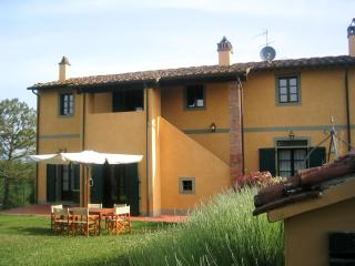 Tuscany Villa Rental - Fattoria Capponi - Valentino - Montopoli in Val d'Arno vacation rentals