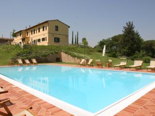 Large Tuscany Villa - Fattoria Capponi - Dolce - Peccioli vacation rentals