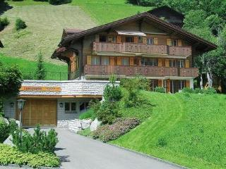 Swiss Chalet in Grindelwald - Rosa Dame - Bernese Oberland vacation rentals