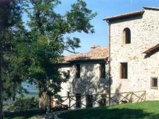 Apartment on a Chianti Wine Estate - Rosso 3 - Image 1 - Montefiridolfi - rentals