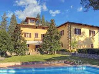 Family Friendly Villa Rental in Tuscany with Pool - Villa Barberino - Image 1 - Certaldo - rentals