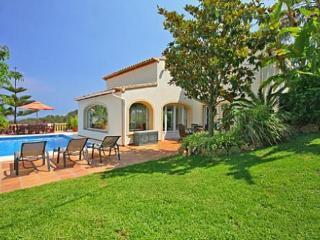 Villa by Javea - Villa Tropical - Javea vacation rentals