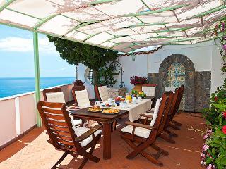 Luxury Villa on the Amalfi Coast with Pool and Sea Views - Villa Magestica - Furore vacation rentals