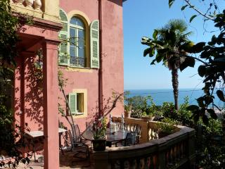 in Menton on the French Riviera - Villa Mediterranee - Menton vacation rentals