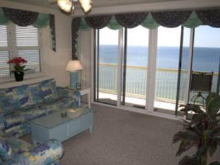 3 Bedroom Condo with Unforgettable View of the Gulf - Image 1 - Panama City Beach - rentals