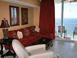 Unforgettable Gulf Sunsets from 2 Bedroom at Tidewater - Image 1 - Panama City Beach - rentals