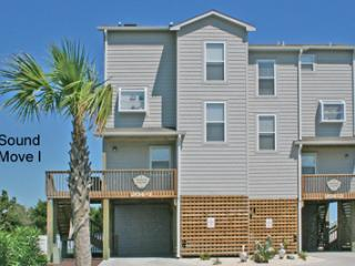 'Sound Move I - North Topsail Beach vacation rentals