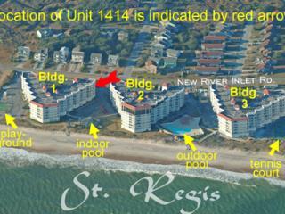 St. Regis 1414 - Topsail Island vacation rentals