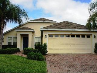 Prestigious 4BR connected TO ALL Orlando attractions - NHD1332 - Davenport vacation rentals